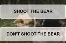 사냥꾼, 곰, 수정테이프... 아무 관련 없어 보이는 셋이 광고에 동시 등장한 이유
