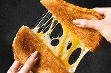 최첨단 기술로 탄생한 쫀득한 치즈 샌드위치가 실패한 사연