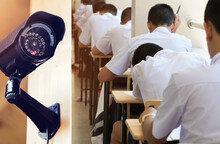 中 학교, 얼굴 인식기로 학생이 수업에 집중하는지 감시