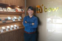 소비자가 인정하는 제품만 만들겠다, 데이비드테크 김진관 대표