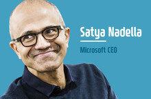마이크로소프트의 3대 CEO, 그가 대단한 이유