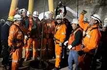칠레 산호세 광산, 무너진 갱도에서 피어난 '영적 리더십'