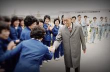 스테이크 먹다 남긴 '경영의 신' 마쓰시타 고노스케가 주방장을 부른 이유는