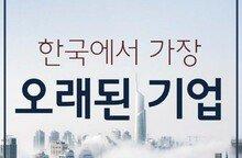 한국에서 가장 오래된 기업
