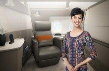 싱가포르 항공을 세계 최고로 만든 것은 '오감만족 서비스'