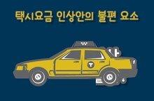 택시요금 인상, 그 불편한 진실들
