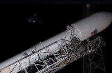 LA 상공에 출몰한 UFO, 알고보니 화성으로 가는 로켓?