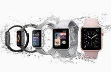 애플 워치, 세계 시계 시장 1위 탈환…스위스보다 판매량 앞서