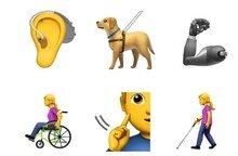 애플, 다양한 문화 조성 위해 '장애' 표현하는 이모티콘 추가한다