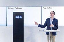 """AI 기술의 발전 놀라울 정도""…IBM, 인간과 AI의 토론 시연"