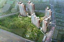 [화제의 분양현장] 역-숲-대형병원… 다 누리는 '올인빌' 아파트