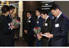 한국신문상 수상 2015.05.13