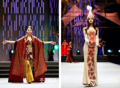 아시아 23개국 전통복 패션쇼