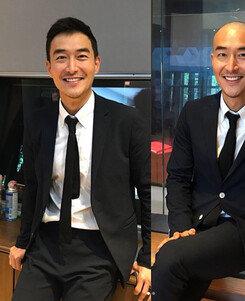 "[DA:이슈] ""다시 태어났다""…김인석, 삭발 공약 실천 ft.안젤라 박"