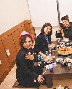 """[DA:현장] 최화정·이영자→장도연 '밥블레스유', """"방탄소년단 출연 원해"""" (종합)"""