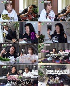 """[DA:이슈] """"이런 관심 처음""""…홍진영 언니 홍선영, '미우새' ★ 탄생"""