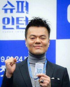 "[DA:현장] ""박진영 먼저 제안""…'슈퍼인턴', 취업난 새 바람 일으킬까 ft.YG (종합)"
