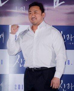 """[DA:무비] """"MCU와 MCU의 만남""""…마동석, '더 이터널스'로 출연 물망"""