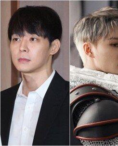 [DA:이슈] 박유천 계약해지-은퇴…동방신기→JYJ→JJ '내 갈 길 간다'