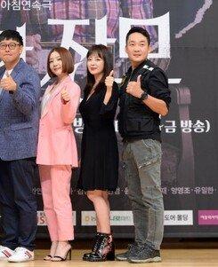 """[DA:현장] """"개연성 있는 막장""""…'수상한 장모' 악역 김혜선도 욕받이 자처 (종합)"""
