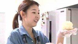 '전현무♥' 한혜진, 신부 수업하나…70인분 요리