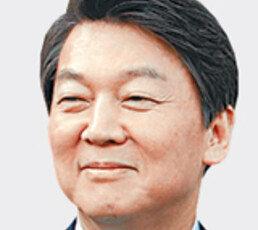 문재인-안철수 양자대결 48% vs 42%