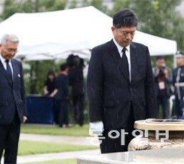 """""""안보, 동맹국에만 의존 못해""""… 북핵 운전자론 거듭 강조"""