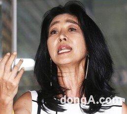 """김부선 """"블랙리스트는 문재인 정부도 존재하는 것 같다"""""""