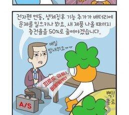 """[만화 그리는 의사들]닥터 단감의 퓨처메디 """"웨어러블 전자차트"""""""