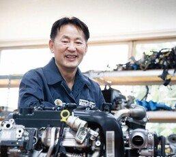 """국내 자동차 명장 1호 박병일 씨 """"BMW, 엔진 설계부터 잘못됐다"""""""