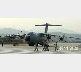 스페인 당국, 대형수송기와 한국의 공군 훈련기 '맞교환' 제안