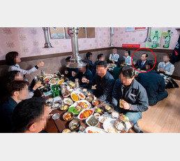 """오거돈, 여직원 회식 자리배치 논란에 사과…""""잘못된 관습"""""""