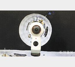 [사진기자의 '사談진談']암스트롱은 360도 카메라가 필요했을까?
