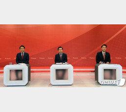 """황교안 """"최순실 태블릿PC, 조작 가능성 있어"""""""