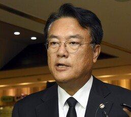 """정진석 """"文정권 '4대강 보 해체'…주민 의사 개무시"""""""