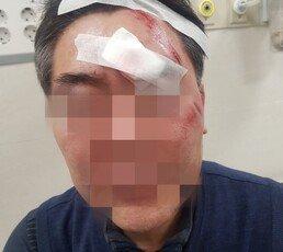 현직 구의원, '공무원 폭행' 현행범 체포…조사 후 귀가