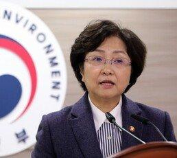 """[단독]""""김은경 보좌관, 靑 찾아가 환경공단 공모 상의"""""""