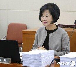 檢 '손혜원 부친 독립유공자 의혹' 국가보훈처 압수수색