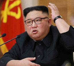 [사설]美에 퇴짜 맞고 南에 '오지랖' 막말한 김정은의 억지와 허세