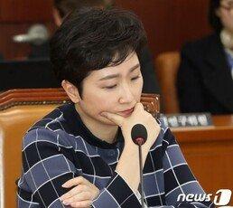 """이언주 """"文대통령, 임기 중 탄핵 대비해 이미선 임명 강행"""""""