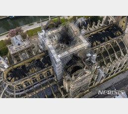 佛 '노란 조끼', 성당 재건에 거액 내놓는 부유층에 분노…왜?