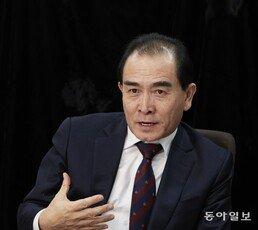 """""""김영철은 나중에 숙청될 운명""""…태영호 족집게 예언 화제"""