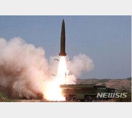 """워싱턴 전문가들 """"北 미사일 맞다…한국 위협할 수 있는 무기"""" 경고"""