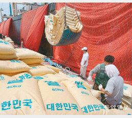 쌀 부족한데도 떨어지는 北 쌀값의 '미스터리'