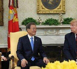 """美의회조사국 """"한미 대북정책 불일치, 점점 예측 어려워져"""""""