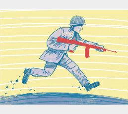 [임용한의 전쟁史]〈63〉미 해병의 구식 무기