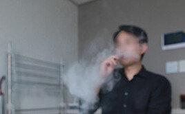 액상형 전자담배 폐질환 의심환자 국내 첫 발생