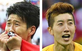월드컵 한국선수 최고 평점