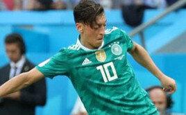 외질, 독일 대표팀 은퇴…왜?