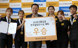 여자컬링, '팀 킴' 대신 춘천시청